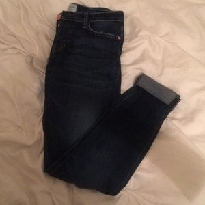 Current Elliot High Rise Jeans
